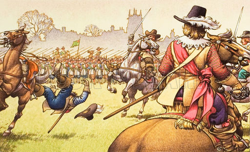 The battle of Turnham Green