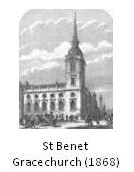 St Benet Gracechurch