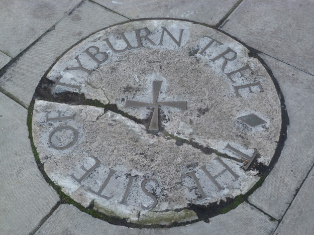 Site of Tyburn Tree
