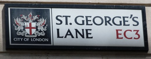 St George Botolph Lane