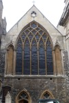Decorated Gothic exterior