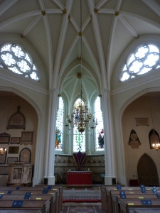 General view of interior