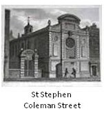 St Stephen Coleman Street