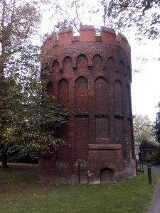 Bruce Castle - Water Tower