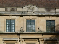 Eltham Palace Art deco detailings