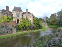 Eltham Palace and grounds