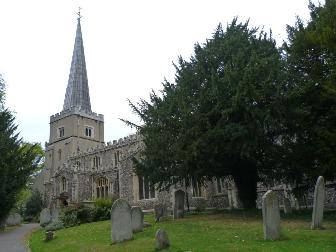 St Mary Harrow