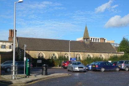 Chapel from rear