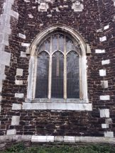 Close-up of window