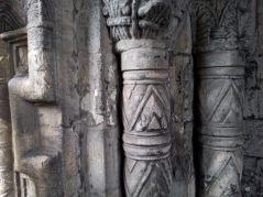 Doorway columns