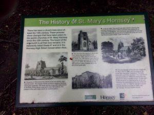 Informative plaque