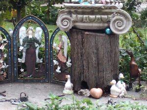 Inside Crossbones Graveyard - Winchester Geese