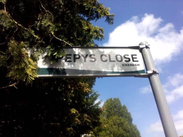 Pepys Close