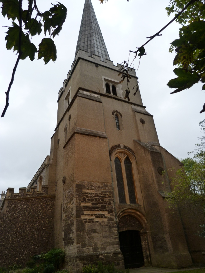 Tower with Norman doorway