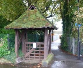 Lych-gate