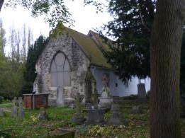 Stone eastern end