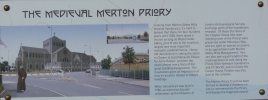 Visualisation of Merton Priory