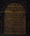 Edmund Walsingham memorial (1549)