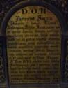 Thomas Walsingham memorial (1630)