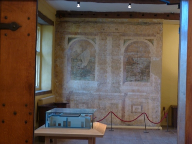 Wall paintings