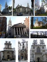 Nicholas Hawksmoor's London Churches
