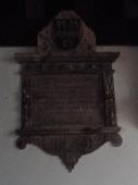 10 - Memorial to Jone Wood (d. 1585)