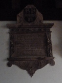 10 - Memorial to Jone Wood (d. 1585)
