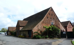 4 - The seventeenth-century barn