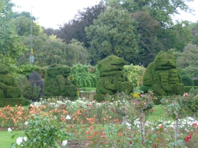 5 - The gardens