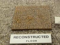 Reconstructed floor
