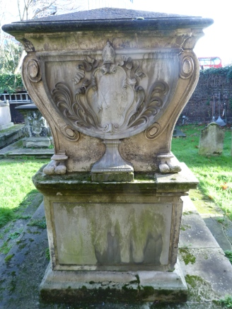 3 - Bishop Sherlock tomb (1761)
