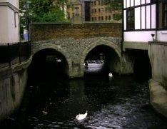 2 - Medieval Clattern Bridge over Hogsmill