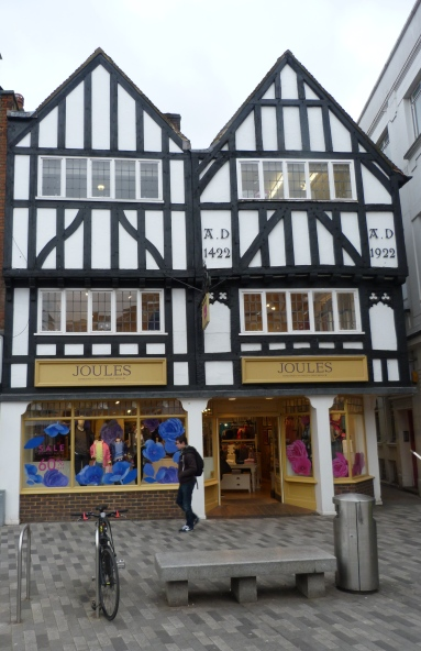 4 - Purportedly fifteenth-century building, Market Place