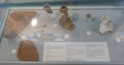 2 - Finds from Elsyng Palace, Forty Hall