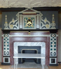 2 - Fireplace