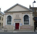 3 - Newington Green Church - Birthplace of Feminism - Copy