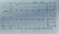 3 - Plan of old church