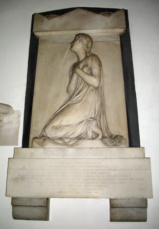 5 - Lady Ellenbrough memorial by Chantry