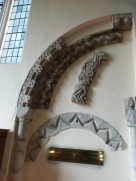 5 - Twelfth-century stonework