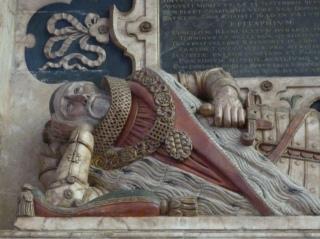 7 - Sir Nicholas Raynton (detail)