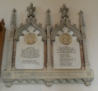 8 - Memorial to Charles Lamb (d. 1834)