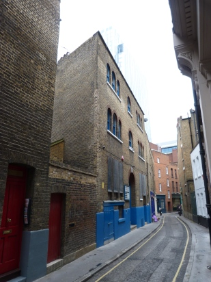 Sandy's Row Synagogue (1)