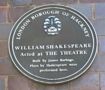 1 - The Theatre, Shoreditch