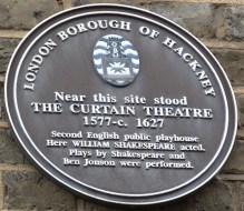 2 - The Curtain, Shoreditch