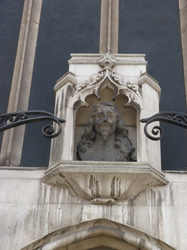 4 - Bust of Charles I