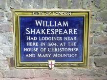 6 - Shakespeare's Lodgings, Silver Street