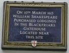 7 - Shakespeare's House, Blackfriars