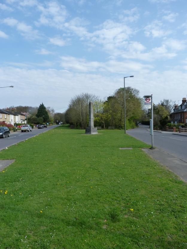 Site of Battle of Barnet