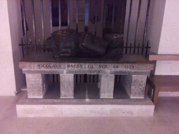 Tomb of Nicholas Bacon