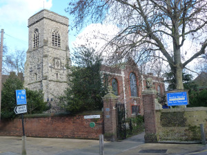 2- Church of St Nicholas